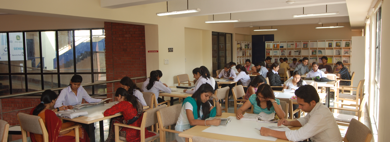 Excellent infrastructure and academic environment is conducive to overall development of the students